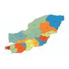 بخش های استان گلستان